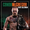 Conor McGregor 2019 Square Wall Calendar