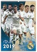 2019 REAL MADRID CALENDAR