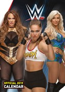2019 WORLD WRESTLING WOMEN CALENDAR