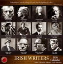 Irish Writers Calendar