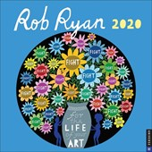 Rob Ryan 2020 Wall Calendar