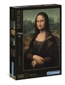 Great Museum 500pc Puzzle  Leonardo, Mona Lisa