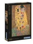 Great Museum 500pc Puzzle the kiss Klimt