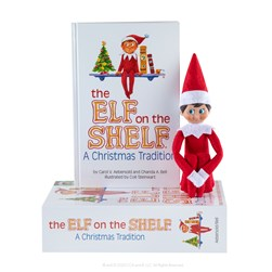 The Elf on the Shelf Boy- new version Sep 2020