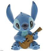 Disney Stitch Guitar Figurine
