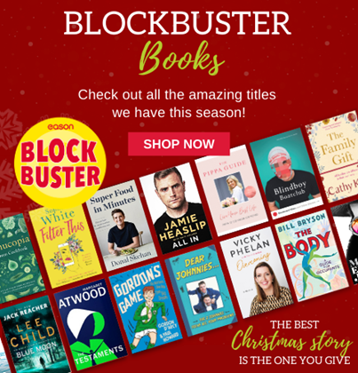 Eason Ireland | Buy Books, Gifts and Stationery