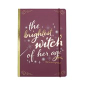 Harry Potter A5 Notebook Brightest Witch