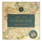 NEW IRISH 1000pc VINTAGE MAP