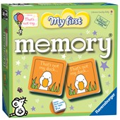 My First That's not My Large Memory