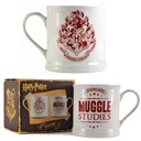 Vintage Mug Boxed (350ml) - Harry Potter (Muggle Studies)