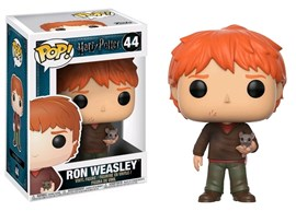 POP! Vinyl: Harry Potter: Ron With Scabbers