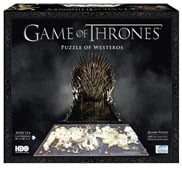 Game of Thrones - 4D Westeros Puzzle 1400pc
