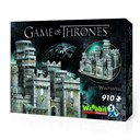 Game of Thrones - 3D Winterfell 910pc