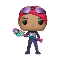 POP Funko! Brite Bomber figurine from Fortnite