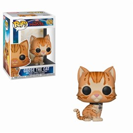 POP! Captain Marvel: Goose the Cat