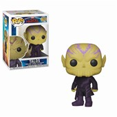 POP! Vinyl: Captain Marvel: Skrull