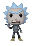 Pop! Vinyl: Rick & Morty: Prison Escape Rick