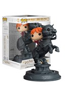 Funko POP! Harry Potter - Ron Riding Chess Piece
