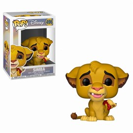 POP! Lion King: Simba