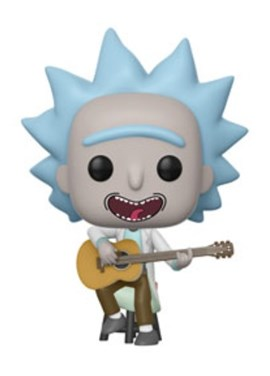 POP!Vinyl: Rick & Morty:Tiny Rick(Guitar)