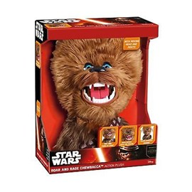 SwRoar & Rage Chewbacca Talking Plush
