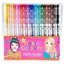 Top Model Coloured Pencil 24 Colours