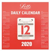 2020 Business Calendar daily Tear Off