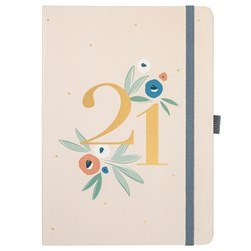 2021 Busy Life Diary (Floral)