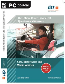 Driver Theory Test (FS) CD  Cars Motorcylces Work Vehi June by Prometric Ireland Ltd
