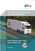 Driver Theory Test (fs) Bk Truck & Bus Cpc Guide 2019 I