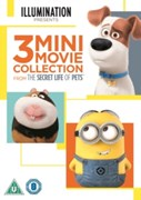 PETS MINI MOVIES 2017 DVD