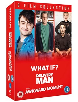 WHAT IF:DELIVERY MAN:THE AWKWARD MOMENT DVD Boxset