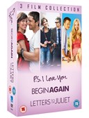 PS I LOVE YOU:BEGIN AGAIN:LETTERS TO JULIET DVD Boxset