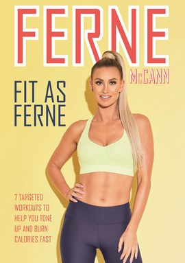 FIT AS FERNE DVD
