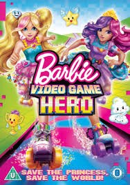 BARBIE: VIDEO GAME HERO DVD