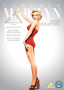 Marilyn Monroe DVD BOX SET