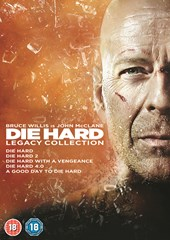 Die Hard 1 - 5 DVD BOX SET
