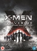 X-Men & the Wolverine Adamantium DVD BOX SET