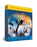 Attenborough Anthology DVD 5 Pack Tin