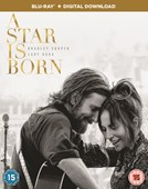 A STAR IS BORN BLUERAY