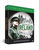 Ireland History DVD 5 Pack Tin