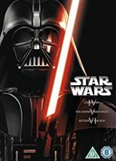 STAR WARS ORIGINAL TRILOGY DVD