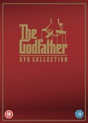 GODFATHER DVD COLLECTION 2006 RED PK