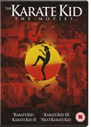 KARATE KID-COMPLETE SET (1-4) DVD