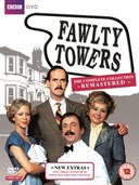 FAWLTY TOWERS COMPLETE COLLECTION REMASTERED DVD