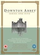DOWNTON ABBEY: S 1-5 / CHRISTMAS (2011) DVD