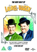 THE VERY BEST OF LAUREL & HARDY DVD