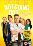 NOT GOING OUT SERIES 1-7 DVD