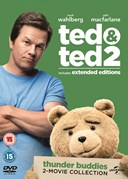 TED (2012)/ TED 2 DVD