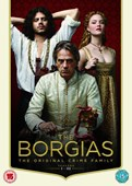 THE BORGIAS COMPLETE DVD SEASONS 1-3